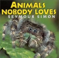 Animals Nobody Loves
