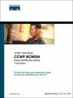 CCNP Self-study