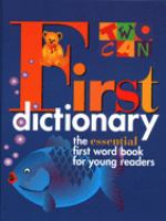 Two-can First Dictionary