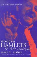 Modern Hamlets & Their Soliloquies