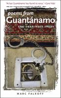 Poems From Guantánamo
