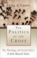 The Politics of the Cross