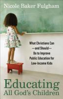 Educating All God's Children