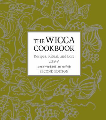 Cover image for The Wicca Cookbook