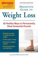 Definitive Guide to Weight Loss