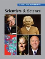 Great Lives From History: Scientists and Science (Scientists and Science)