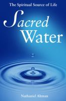 Sacred Water