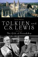 Tolkien and C. S. Lewis : the gift of friendship