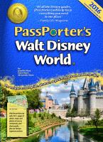 PassPorter's Walt Disney World, 2016