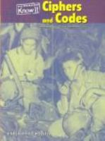 Ciphers and Codes