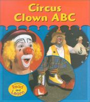 Circus Clown ABC