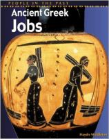 Ancient Greek Jobs