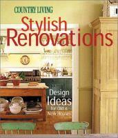 Stylish Renovations