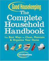 The Complete Household Handbook
