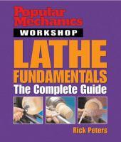 Lathe Fundamentals