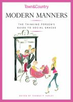 Town & Country Modern Manners