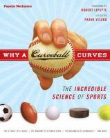 Why A Curveball Curves