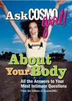 Ask Cosmogirl! About your Body