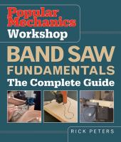 Band Saw Fundamentals