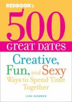 Redbook's 500 Great Dates