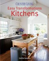 Country Living Kitchens book cover