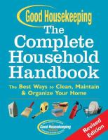 The Complete Household Handbook