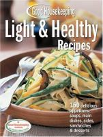 Good Housekeeping Light & Healthy Recipes