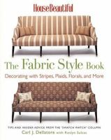 The Fabric Style Book