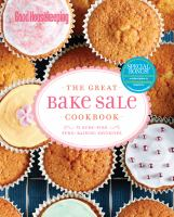 The Great Bake Sale Cookbook