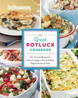 The Great Potluck Cookbook