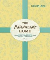 The Handmade Home