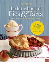 Country Living Little Book of Pies & Tarts