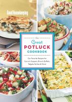Good Housekeeping the Great Potluck Cookbook