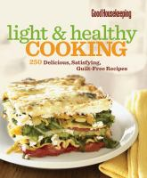 Good Housekeeping Light & Healthy Cooking