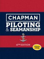 Chapman Piloting & Seamanship