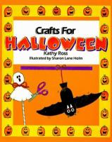 Crafts for Halloween
