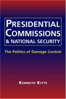 Presidential Commissions & National Security