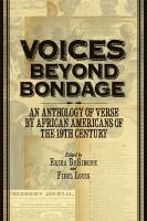 Voices Beyond Bondage