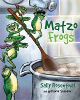 Matzo Frogs