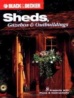 Sheds, Gazebos & Outbuildings