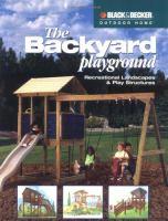 The Backyard Playground