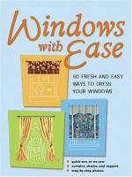 Windows With Ease