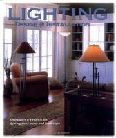 Lighting Design & Installation