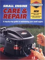 Small Engine Care & Repair