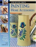 Painting Home Accessories