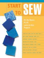 Start to Sew