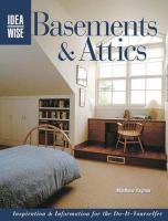 Ideawise Basements and Attics