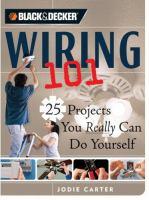 Black & Decker Wiring 101