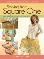 Sewing From Square One