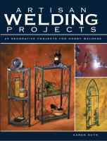 Artisan Welding Projects